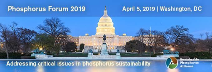 Phosphorus Forum 2019 image banner link